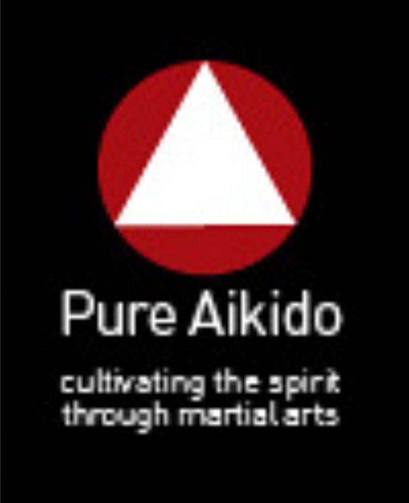 pure aikido logo